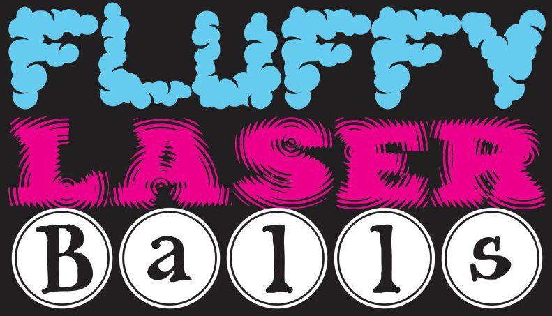 Fluffy Laser Balls